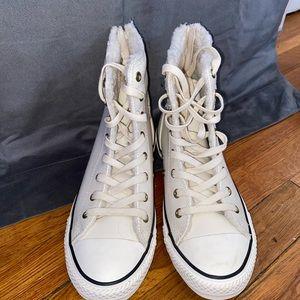 Fur Converse